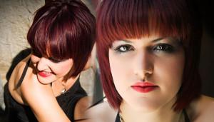 Tendance : coloration cheveux gothique