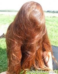 Tendance : coloration cheveux henné bio