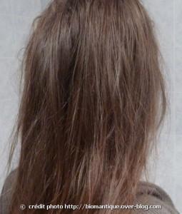 Modèle coloration cheveux henné bio