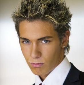 Idée coloration cheveux homme blond