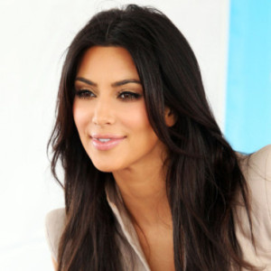 Inspiration coloration cheveux kim kardashian