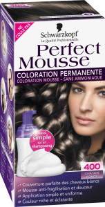 Inspiration coloration cheveux mousse