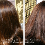 coloration cheveux olia