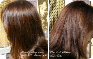 Idée coloration cheveux olia