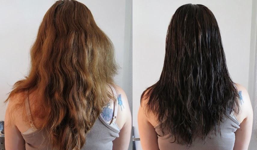 coloration cheveux olia