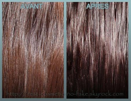 Couleur cheveux chocolat olia