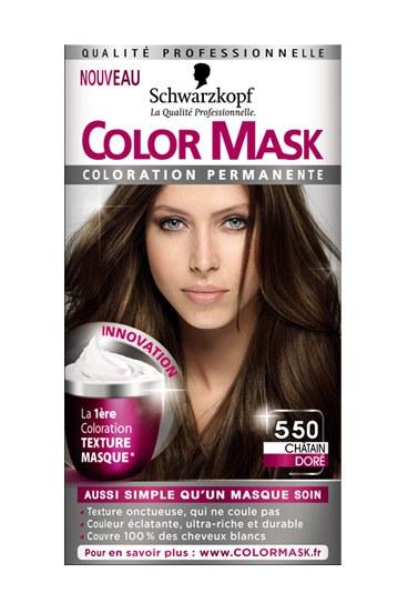 coloration cheveux permanente