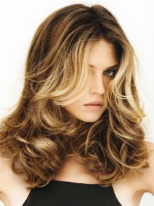 Mode pour femme : coloration cheveux printemps été 2014