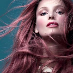 Jolie coloration cheveux printemps été 2014