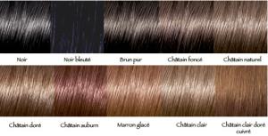 Mode pour femme : coloration cheveux reflets