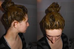 Belle coloration cheveux reflets pour femme