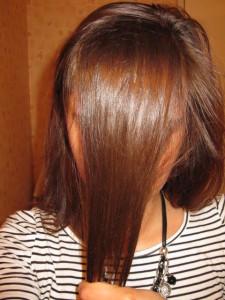 Inspiration coloration cheveux végétale