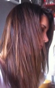 Tendance : coloration cheveux végétale