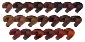 Jolie coloration cheveux végétale