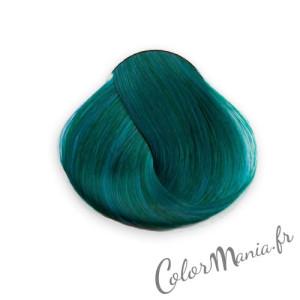 Idée coloration cheveux vert emeraude