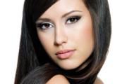 coloration cheveux yeux noirs