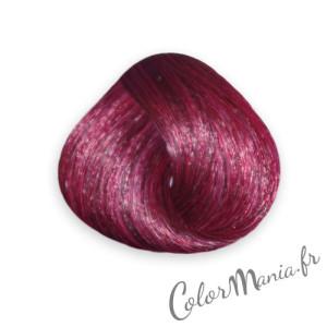 Idée couleur cheveux aubergine