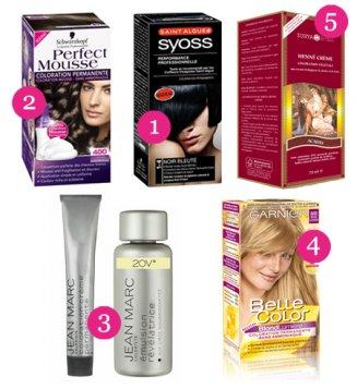 coloration bio pour cheveux - Coloration Cheveux Bio