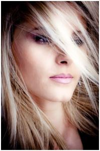 Jolie couleur cheveux bio