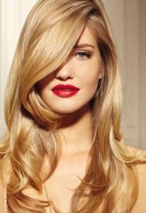 Jolie couleur cheveux blond
