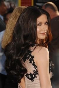 Mode pour femme : couleur cheveux catherine zeta jones