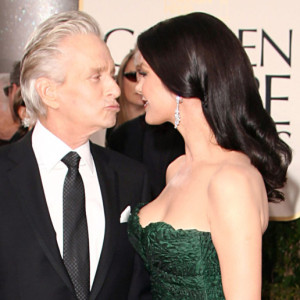 Jolie couleur cheveux catherine zeta jones