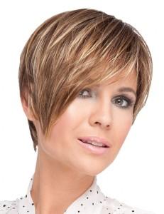 Tendance : couleur cheveux courts