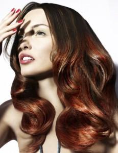 Belle couleur cheveux de lété 2014 pour femme