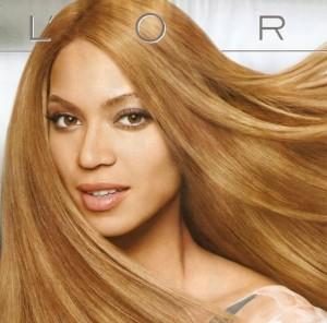 Jolie couleur cheveux doré