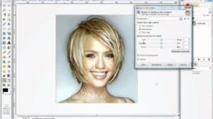 Mode pour femme : couleur cheveux gimp