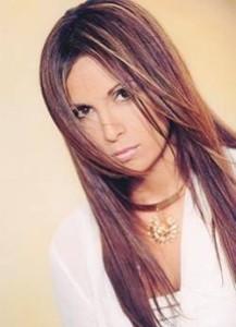Belle couleur cheveux helene segara pour femme