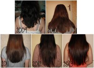Idée couleur cheveux huile