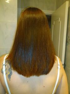 Inspiration couleur cheveux huile