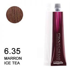 Idée couleur cheveux ice tea