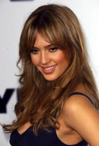 Mode pour femme : couleur cheveux jessica alba
