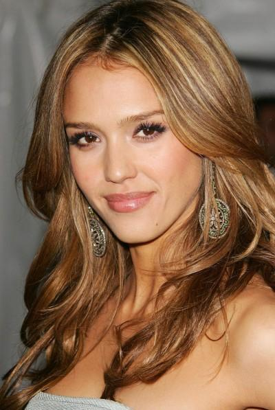 tendance couleur cheveux jessica alba. Black Bedroom Furniture Sets. Home Design Ideas