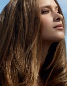 Couleur caramel cheveux naturel
