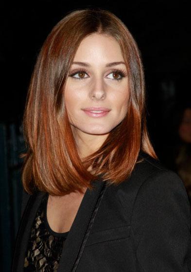 couleur cheveux olivia palermo