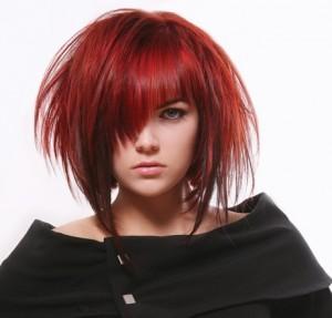Inspiration couleur cheveux rouge