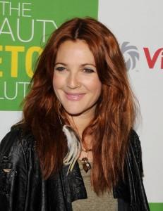 Mode pour femme : couleur cheveux roux