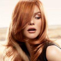 Tendance : couleur cheveux roux