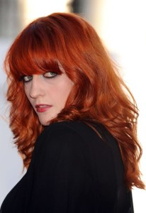 Quelle couleur cheveux roux