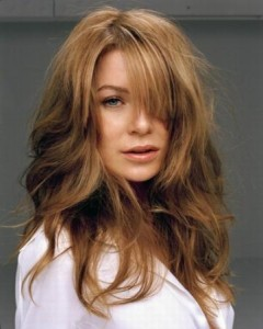 Tendance : couleur cheveux teint pale