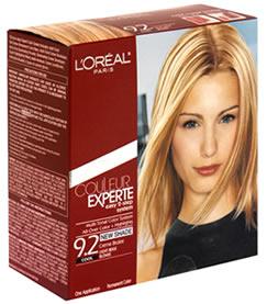 Idée couleur cheveux temporaire