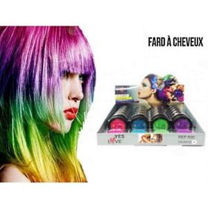 Inspiration couleur cheveux temporaire