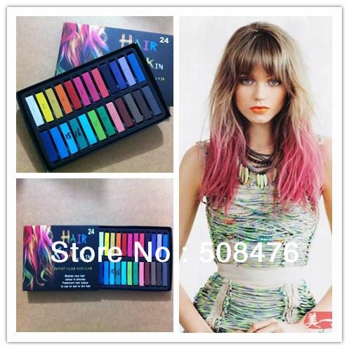 couleur cheveux temporaire - Coloration Ephemere Cheveux