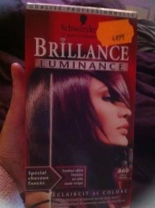 Inspiration couleur cheveux ultra violet