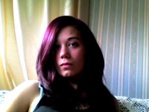 Quelle couleur cheveux ultra violet