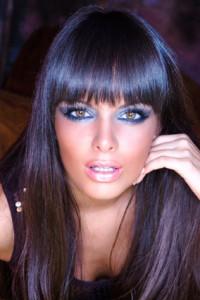 Jolie couleur cheveux ultra violet