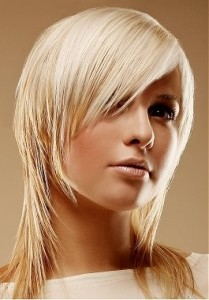 Exemple coloration cheveux blond